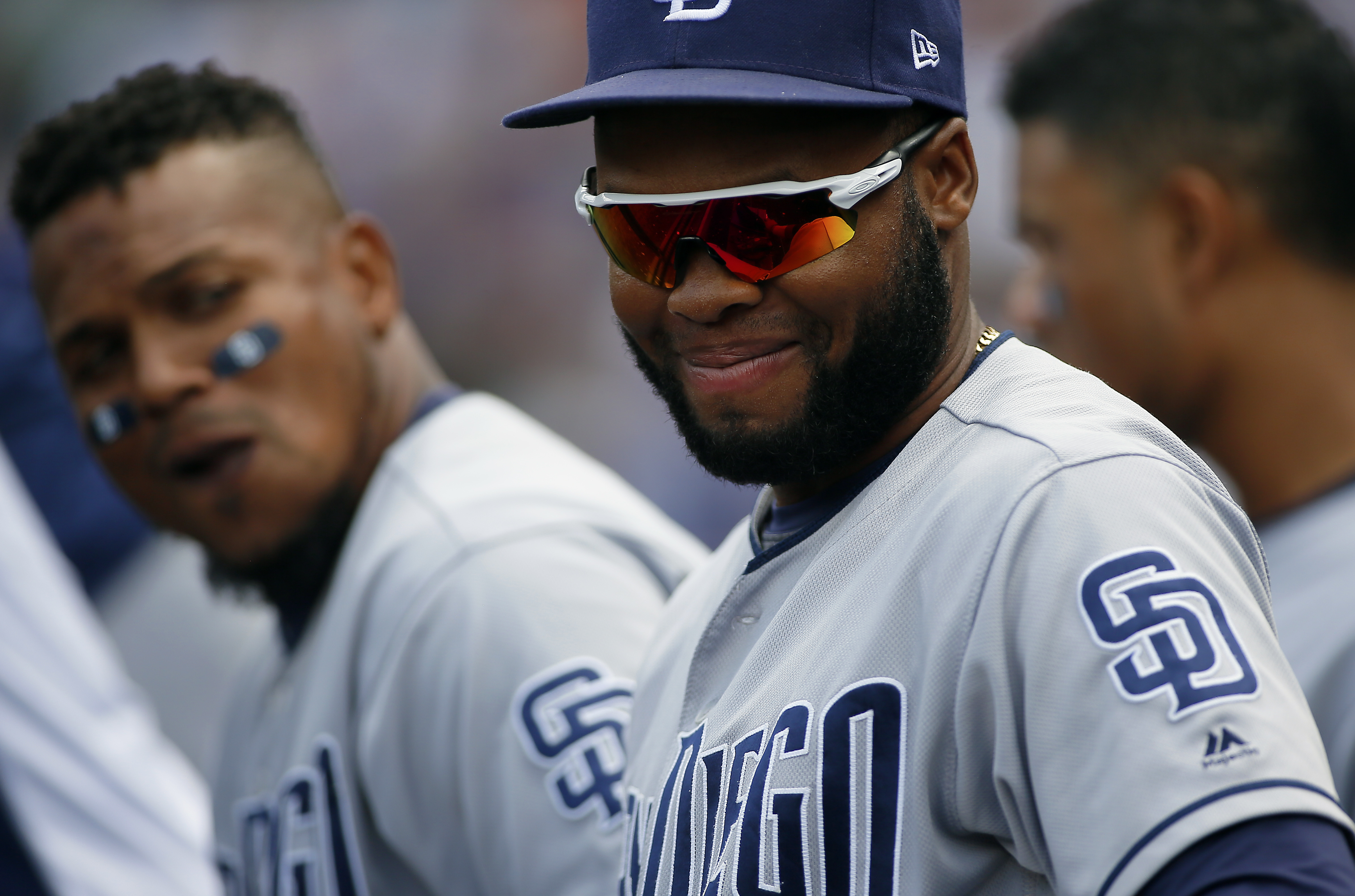 Will San Diego Padres CF Manuel Margot Join The 20/20 Club?